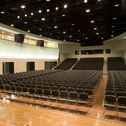 山野ホール yamano hall